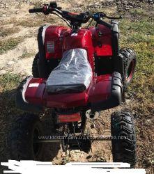 Бензиновый квадроцикл ATV-006 125 см³. До 90 кг. Польша.