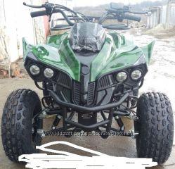 Бензиновый квадроцикл ATV-008 125 см³. До 110 кг. Польша.