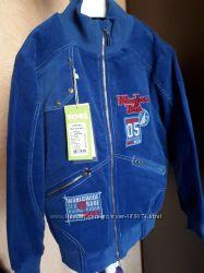 Куртка ветровка Бемби р. 122 вельвет