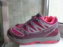 Ботинки, кроссовки salomon