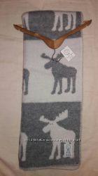 Шерстяное шикарное одеяло lana & lino Оригинал