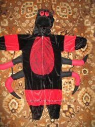 костюм паука на 2-4г