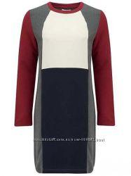 Теплое платье дорого английского бренда almost famous зю 10 платье с длинны