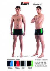 Плавки шорты мужские для бассейна и пляжа DAWI 07 от S до 3xl