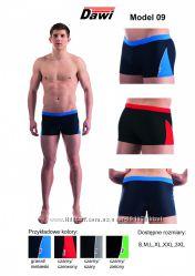 Стильные плавки-шорты для пляжа и бассейна DAWI 09 от S- 3XL