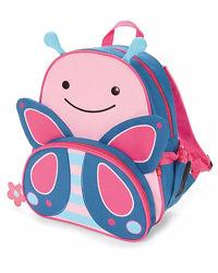 Большой рюкзак skip hop, skiphop бабочка, лисичка, единорог