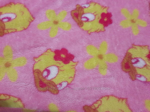 Пижама теплая для девочки Утята