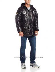 Мужская удлиненная куртка  U. S. POLO ASSN.