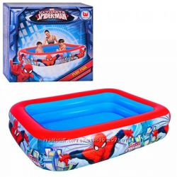 Детский надувной бассейн Спайдермен