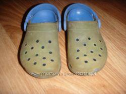 Crocs 12-13 хамелион