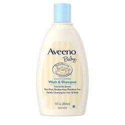 Детское мыло и шампунь 2 в 1 Aveeno