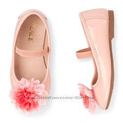 Туфли балетки 10 размер стелька 17 см.