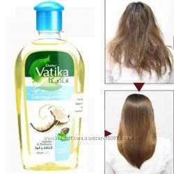Масло для волос Кокосовое обогащенное Vatika Dabur