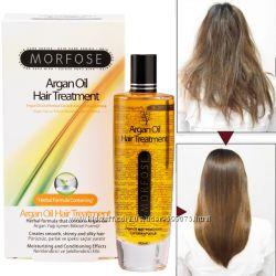 Масло для волос аргановое Herbal Argan Oil MORFOSE