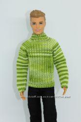 одежда для кена свитер