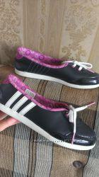 Кроссовки-туфли Adidas 32 р-р, стелька 21см. Адидас. В хорошем сост.