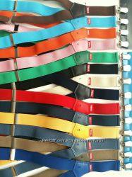 Подтяжки детские однотонные 14 цветов от 0 до 7 лет