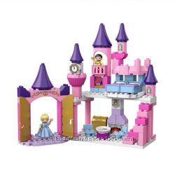 Конструктор Lego Duplo Принцесса Lego Замок Золушки 6154