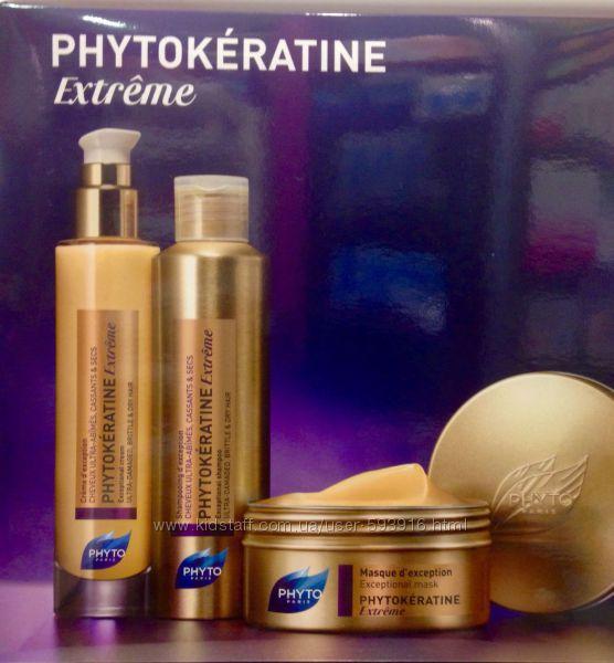 Phyto Phytokeratine  вся серия кератин -восстановление и питание волос
