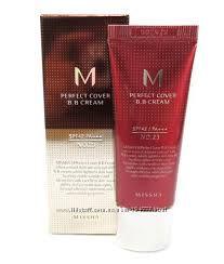 Хит продаж ВВ кремов Missha M Perfect Cover BB Cream 42 SPFPA 20мл