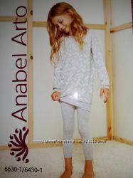 Комплект детский для девочек джемпер удлиненный и брюки Anabel Arto