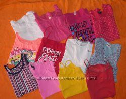 футболки разные для девочек от 10 лет и старше. Часть 2