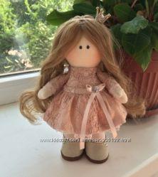 Интерьерная кукла  ручной работы  Принцесса