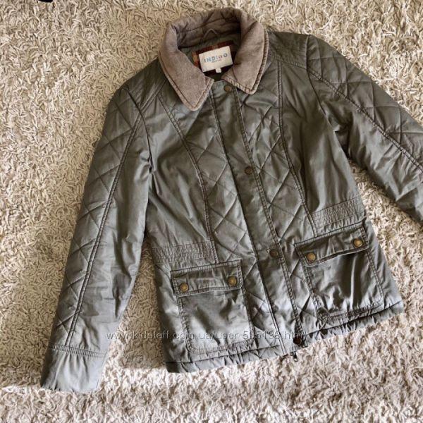 курточка на тонком синтепоне