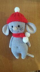 Мышки, крыски и другие игрушки - подарки детям и взрослым.