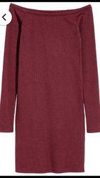 Mela Loves London, Divided H&M платье, брендовое Rue21 платье-бюстье S