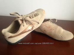 Замшевые кроссовки KangaROOS р. 36, стелька 22, 5