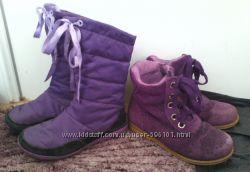 ботинки Шалунишка и сапоги Tom. m р. 29-19см.