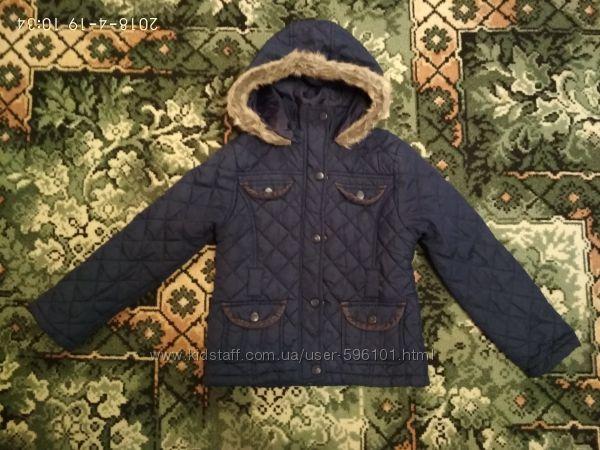 куртка M&Co р. 116 на 5-6лет