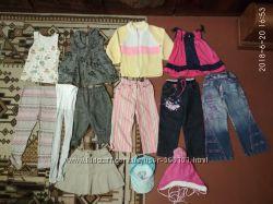 Пакет одежды 3-4года 13штук