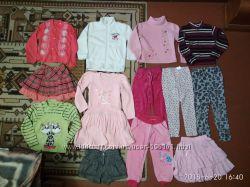 Пакет одежды 4-5лет 13штук