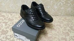 Туфлі кросовки Ecco Transporter Lace,43р, Оригінал, Практично Нові.
