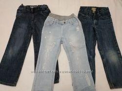 Фирменные джинсы мальчику 5-6лет