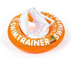 Безопасный детский надувной круг SWIMTRAINER  надувной круг для обучения