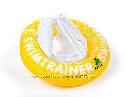 Безопасный детский надувной круг SWIMTRAINER