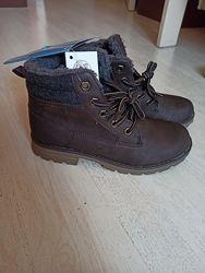 Новые осенние ботинки Pepperts 33 р. Цена распродажи