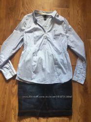 Рубашка блуза HM, состояние новой.