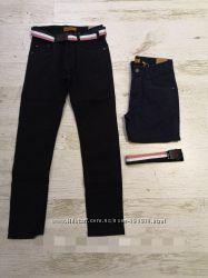 Котоновые Джинсы, штаны, брюки Seagull 134, 140см Венгрия