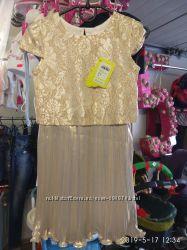 Нарядное платье Новое George на 2-3 года.