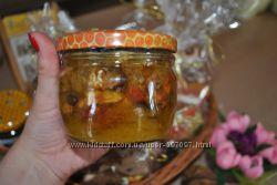Медово-витаминные полезности.