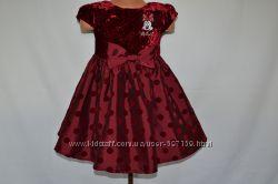 Платье Disney Minnie Mouse 2 - 3 года, 92 - 98 см.