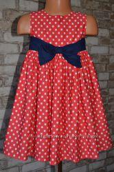 Платье Bluezoo 2 - 3 года, 92 - 98 см.