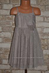 Платье H&M 4 - 5 лет, 104 - 110 см.