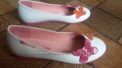 Туфли белые кожаные  AGATHA RUIZ de la PRADA Испания р. 35
