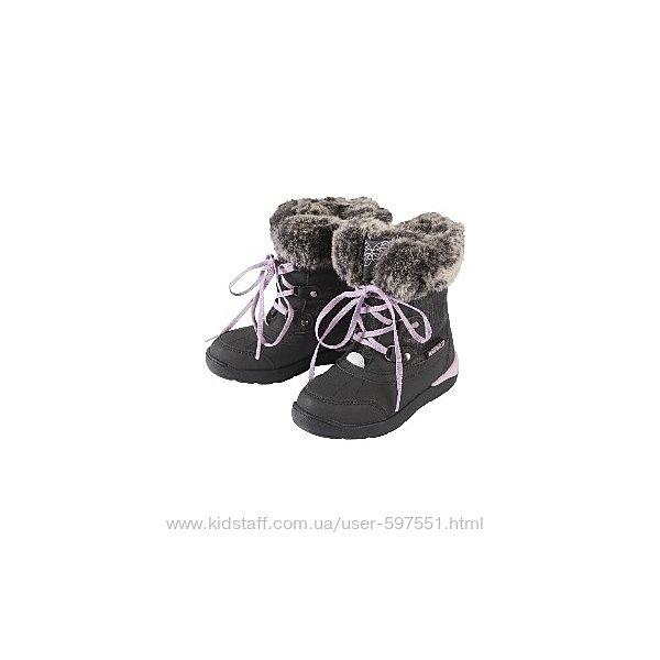 Зимние ботинки Lupilu