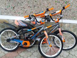 Детских велосипед Azimut Stitch 20 дюймов детям 7 - 12 лет